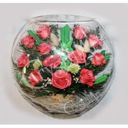 """Ваза """"Розы"""""""