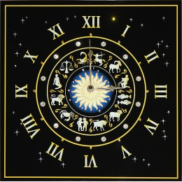 """Часы """"Знаки зодиака - 1"""""""