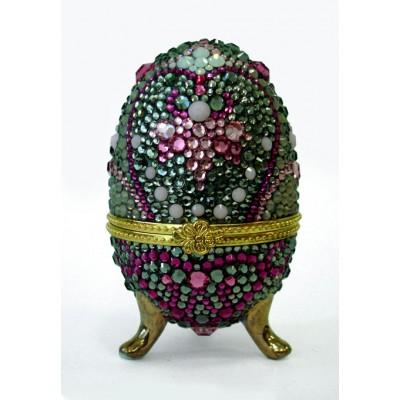 Яйцо-шкатулка(малое)7