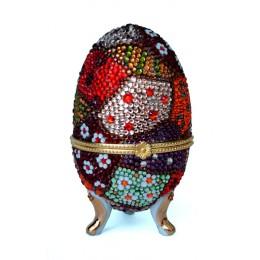 Яйцо-шкатулка(большое)8