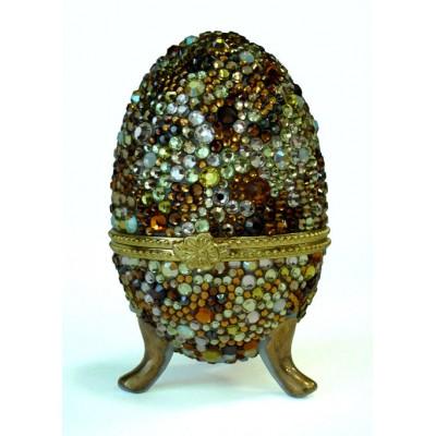 Яйцо-шкатулка(малое)8
