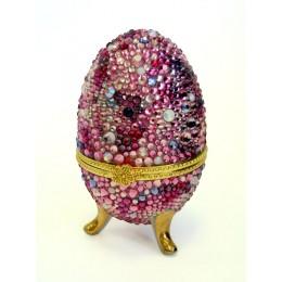 Яйцо-шкатулка(малое)9