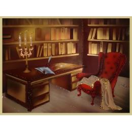 Кабинет Шерлока Холмса