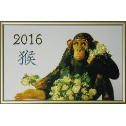 Букет от обезьяны