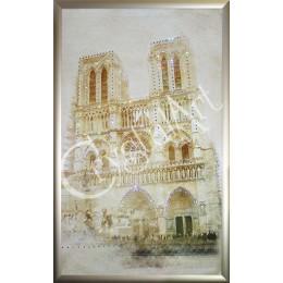 Париж- Собор Парижской Богоматери (Нотр-Дам-де-Пари)