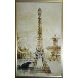 Париж- Эйфелева башня