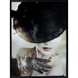 Женское украшение-Игра золота