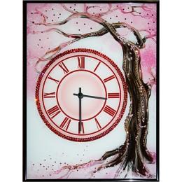 """Часы """"Сакура"""""""