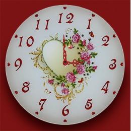 "Часы ""Стук сердец"""