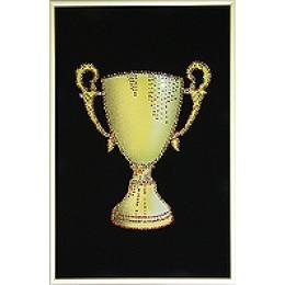 Кубок серебрянный