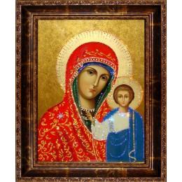 Казанская Божья Матерь 3