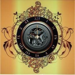 """Часы """" Механизм времени"""""""