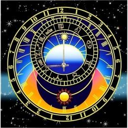 "Часы ""Астрология судеб"""