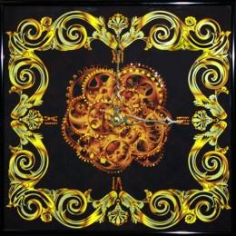 "Часы ""Витраж"""