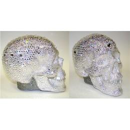 Инкрустированный череп