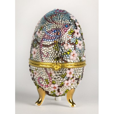 Яйцо-шкатулка 5