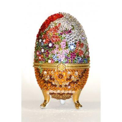 Яйцо-шкатулка 7