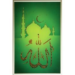 Аллах 20х30 (З)