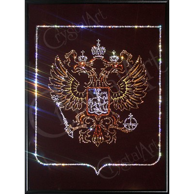 Герб РФ (цветной)
