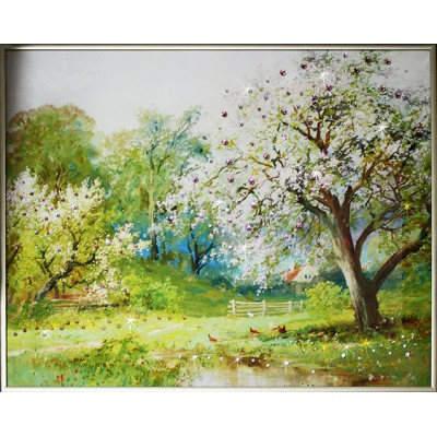 Весенний сад-2