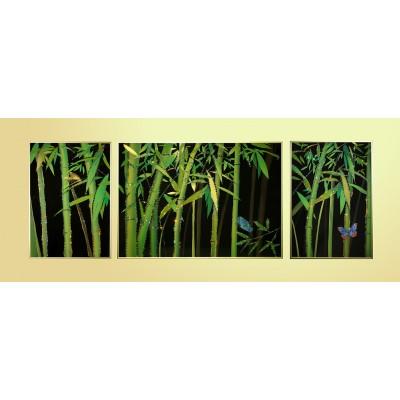 Бамбук(триптих)